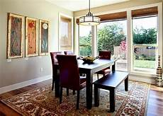 How To Stage A Dining Room