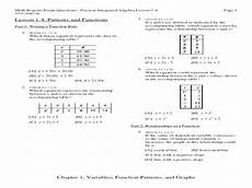 writing a function rule worksheet for 9th 11th grade lesson planet