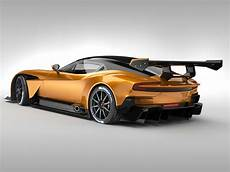 Aston Martin Vulcan 2016 3d Model Max Obj 3ds Fbx