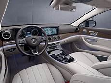 mercedes a klasse ausstattungsvarianten die neue e klasse blick in das exclusive interieur der