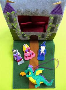 finger puppets and puppet theater diy like i need another hobby felt finger puppets quiet