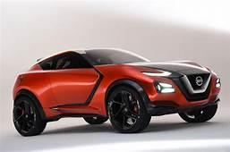 Nissan Gripz Concept Previews New Z Crossover  Autocar