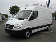 Galerie Utilitaire En Acier Pour Mercedes Sprinter 37s
