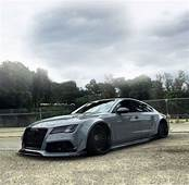 Widebody Audi RS7  Car Goals Pinterest