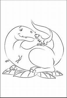 Ausmalbilder Dinosaurier Baby Dinosauriern Malvorlagen Ausmalbildern