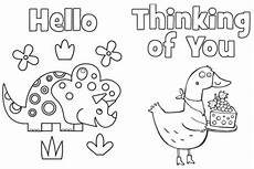 card template for colouring printables highlights for children