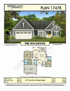rancher house plans canada plan 1747r the mackenzie ranch house plan greater