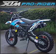 new xtm pro ride 50cc petrol dirt bike childs mini