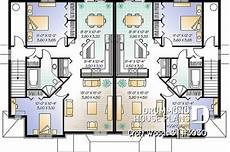 Multi Family House Plans 4 Or More Units Drummond