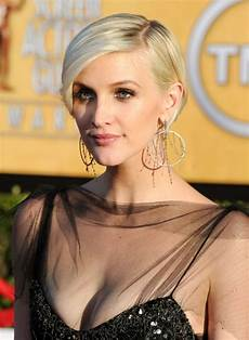 2014 short sleek hairstyle for