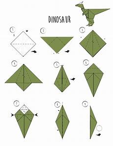wikihow rawr origami dinosaur and 2 more ways to make
