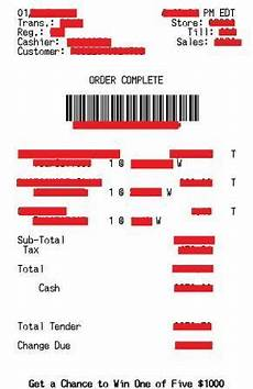 images of receipts from 2009 we make much better