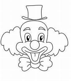 Clown Malvorlagen Ausdrucken Word Clown Amalvorlagen Gratis Ausmalbilder Clown