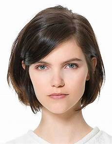 best short hairstyles for thick straight hair short