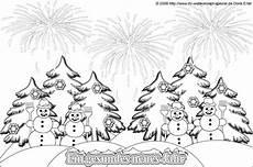 Neujahr Malvorlagen Text Malvorlage Feuerwerk Zum Neujahr