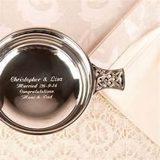 Wedding Quaich Gifts groom engraved wedding quaich forever bespoke