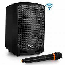 Remax Portable Handheld Microphone Stereo Sound by Pyle Psbt65a Compact Portable Bluetooth Pa Speaker