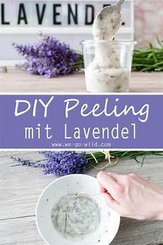 Gesichtspeeling Selber Machen Trockene Haut Lavendel Peeling Mit Kokos 246 L F 252 R Trockene Haut Harry