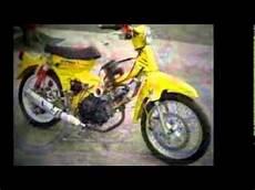 Supra Modif C70 modifikasi motor kuno honda c70 mesin honda supra 125
