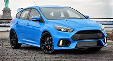 ford focus rs officially at 350 ps and 440 nm