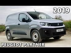 nouveau partner 2019 2019 peugeot partner highlights