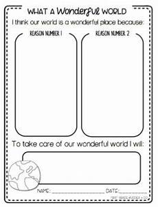 taking care of the earth worksheets 14434 75 best school images on creative elementary schools and school
