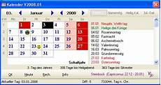 ewiger kalender kalender