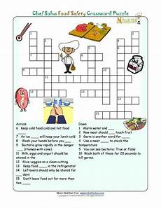a great activity for little kids printable nutrition crossword puzzle cub scouts