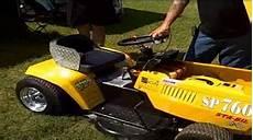 Slicks Garage Lawn Mower racing lawn mower