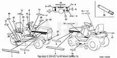 ht motor wiring diagram honda ht3810 sa lawn tractor jpn vin ht3810 5000034 to ht3810 5099999 parts diagram for labels