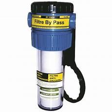 cartouche anti tartre filtre anti tartre et anti corrosion avec by pass