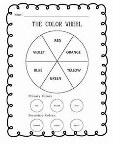 primary colors printable worksheets 12993 color wheel color mixing worksheets in and color wheel worksheet secondary