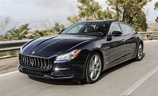 2017 maserati quattroporte first drive review car and driver