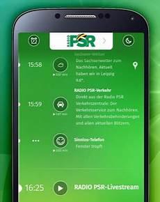 mehrpsr radio psr startet personalisierte wecker app