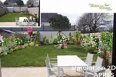 aménager un petit jardin comment am 233 nager un petit jardin rectangulaire monjardin materrasse