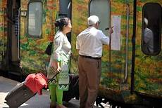 Charminar Chart Preparation Time Train Chart Preparation Time And Rules Indian Railways