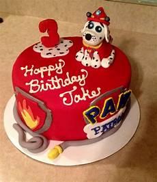 Gratis Malvorlagen Paw Patrol Cake Paw Patrol Marshall Birthday Cakes With Images Paw