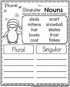 1st grade worksheets for january 1st grade worksheets