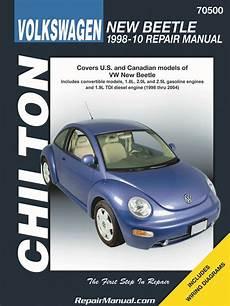 free car repair manuals 2010 volkswagen new beetle head up display chilton volkswagen new beetle 1998 2010 repair manual ch70500 ebay