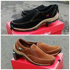 Jual Murah Kickers Casual jual sepatu santai casual simple simpel kickers slip on