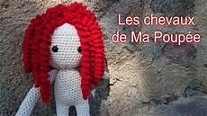 Tuto Crochet Quot Le Cheveux La Poup 233 E Quot 2e Fa 231 On