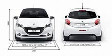 Technical Data And Specifications Peugeot 208 Gti Sports