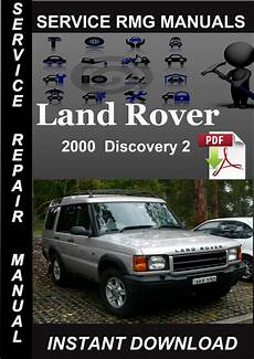 auto manual repair 2000 land rover discovery parking system 2000 land rover discovery 2 service manual download tradebit