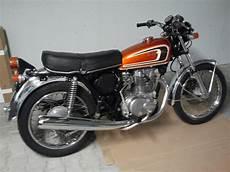 Honda Cb 250 G 1975 From Falang