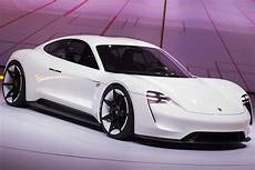 porsche mission e all electric sports car to go on sale