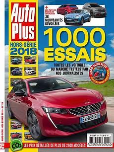 Auto Plus Hors S 233 Rie 1000 Essais 2018 No 29