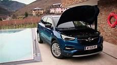 Der Neue Dauertester Opel Grandland X 2018 Der Test