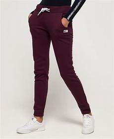 superdry la athletic jogginghose damen jogginghosen