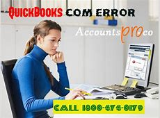 error in quickbooks