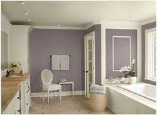 lavender bathroom benjamin moore wet concrete